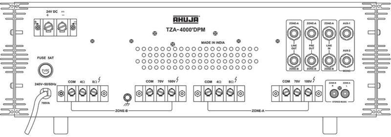 TZA-4000DPM