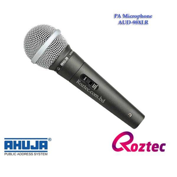 Ahuja PA Microphone