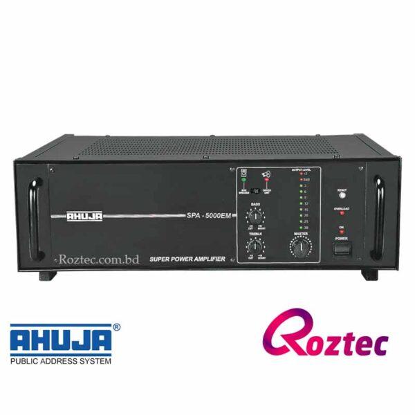 Ahuja SPA-5000EM 500 Watt Power Amplifire