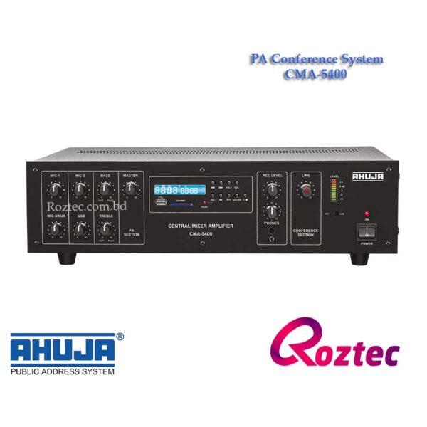 Ahuja PA Conference System CMA-5400