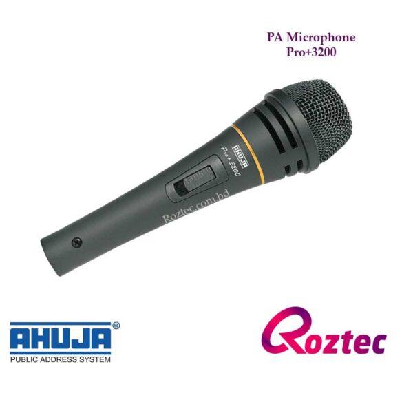 Ahuja PRO+3200 PA Microphone