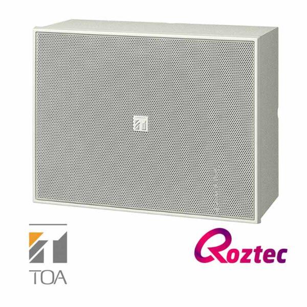 Toa 6 Watt Speaker BS-678 Wall Mount
