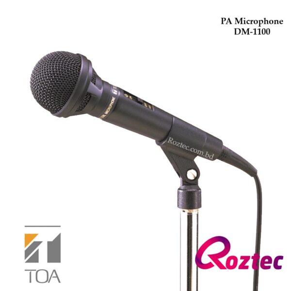 Toa DM-1100 Unidirectional Microphone