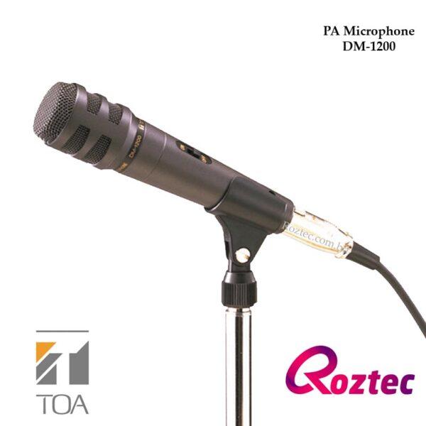 Toa DM-1200 Microphone
