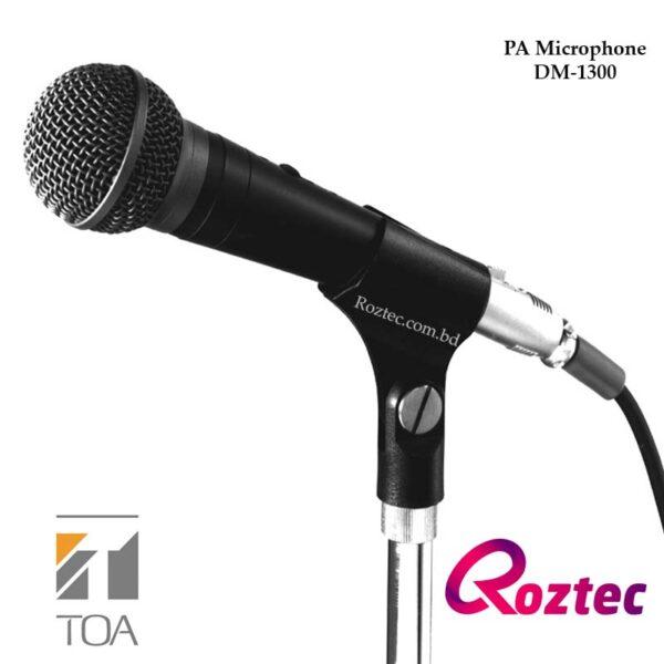 Toa DM-1300 Hand Microphone