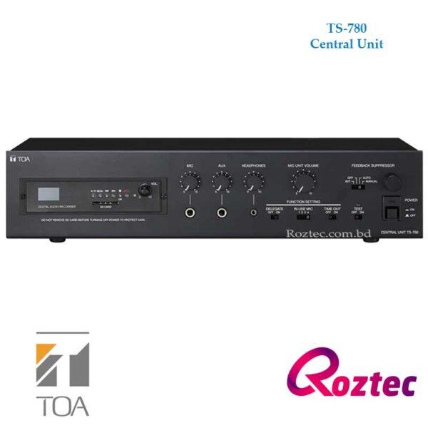 Toa TS-780 Central Unit