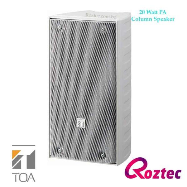 20W Toa Column Speaker TZ-206W