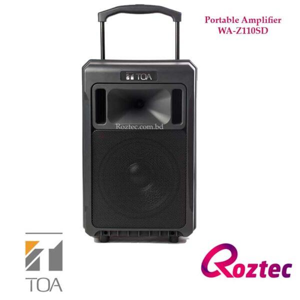 Toa Portable Amplifier WA-Z110SD