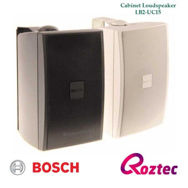 Bosch 15W Cabinet loudspeakers