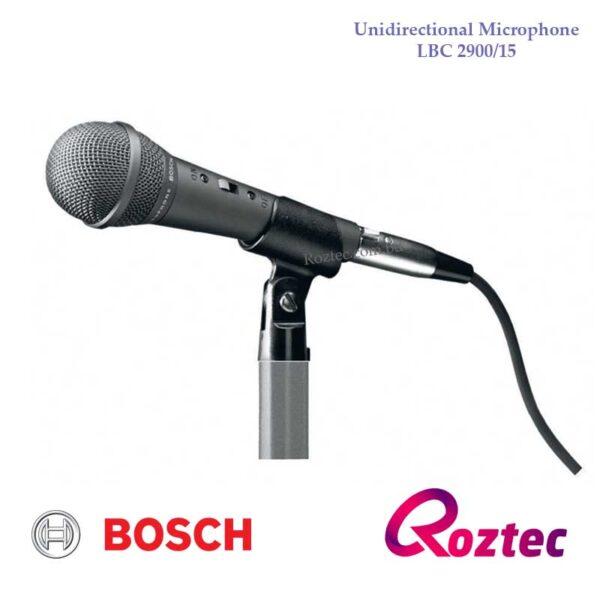 Bosch Handheld Microphone