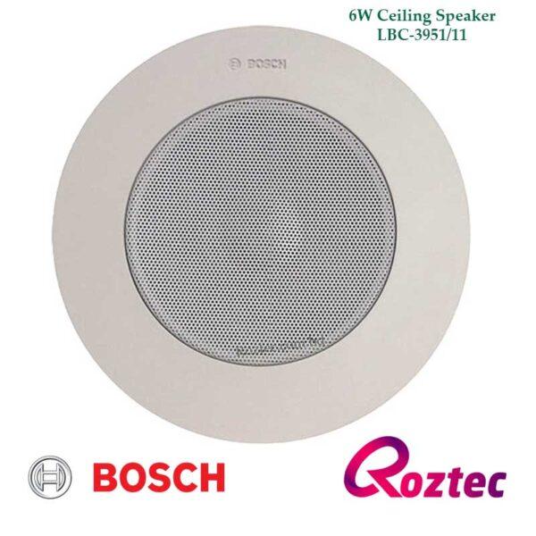 Bosch Ceiling Loudspeaker 6W