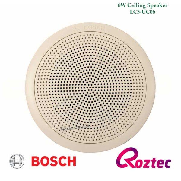 Bosch Ceiling Speaker 6Watt