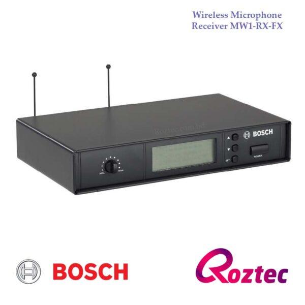 Bosch Wireless Microphone receiver