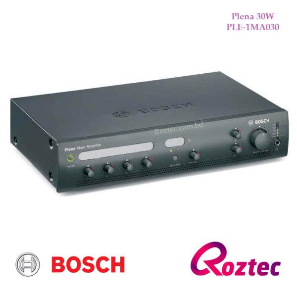 Bosch PLE-1MA030 Mixer Amplifier