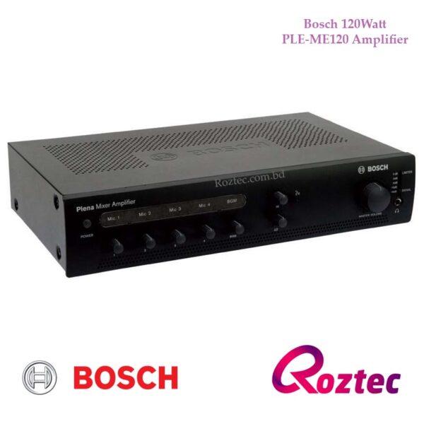 Bosch Plena 120W Mixer Amplifier